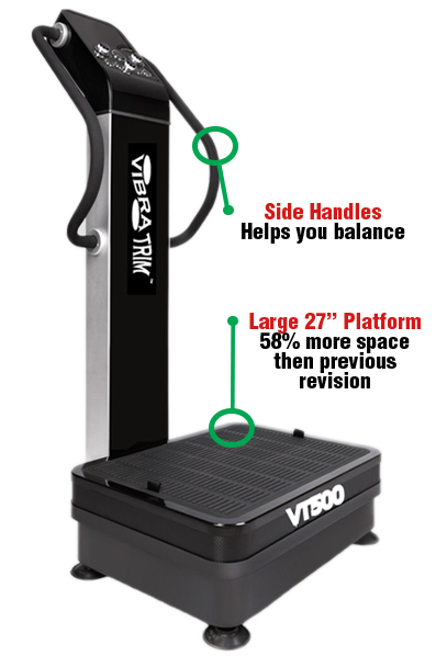 VT500 Vibration Machine Features