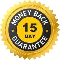 vibration warehouse 15 day guarantee